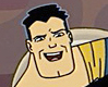 Captain Hero's Face avatar