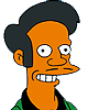 Apu smiles avatar