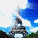 Eiffel Tower avatar