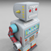 Toy robot avatar